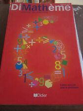 Dimathème classe de sixième édition professeur 2005/ éditions Didier