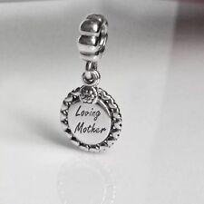 Perfect Gift Genuine Pandora Loving Mother Charm 791127CZ
