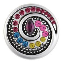Ginger Snap Jewelry Multicolored Tempest Sn10-66 Buy 4, Get 5Th $6.95 Snap Free
