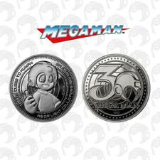 30th Anniversary Megaman - Limited Edition Collector's Coin Officially Licensed