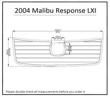 "2004 Malibu Response LXI Swim Platform Pad Boat EVA Teak Decking 1/4"" 6mm"