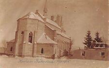 B76932 Bucovina Biserica Distrusa Destroyed church World Ww1 suceava romania