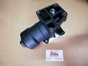 Radiatore Carter Filtro Olio completo VW GOLF VI-PASSAT-POLO-TIGUAN 1.6 2.0 tdi