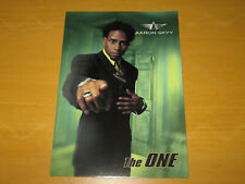 AARON SKYY - THE ONE - PROMO POSTCARD