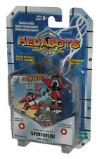 Medabots Samurai Hasbro (2001) Action Figure SAM-19113 w/ Game Card & Die