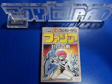Faria : Fuuin no Tsurugi - NTSC-J Japan Jap - Nintendo Famicom  NES