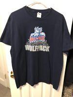 Hartford Wolf Pack Shirt Size XL