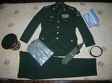 Obsolete 07's series China PLA Army 3 Stars Man General Uniform,Set