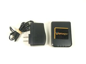 Vonage HT701 Grandstream Telephone Adapter VoIP Phone