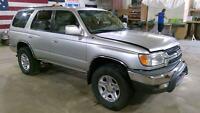 01-02 Toyota 4Runner Transfer Case Assembly Lot Tested OEM