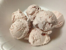 STRAWBERRY ICE CREAM MINI SCOOPS FREEZE DRIED * HIKING * CAMPING * SURVIVAL