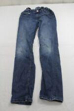 L0603 h&m super elástico jeans w28 azul bien