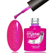 Crystal-g Pro Classic Top Base UV LED Soak off GEL Nail Polish Varnish G6