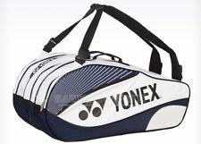 YONEX Tennis Badminton Bag Navy Racquet Racket Rucksack Shuttlecock NWT B1206