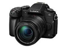 Panasonic Lumix Dmc-g81 Kit 12-60mm Systemkamera