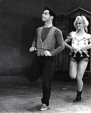 "Pierre Olaf ""CARNIVAL!"" Jennifer Billingsley / Bob Merrill 1961 Press Photo"