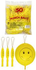 Bulk Wholesale Job Lot 150 Smiley Face Punch Balloons Toys