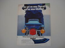 advertising Pubblicità 1978 SELLE GIULIARI
