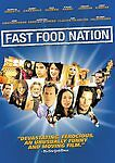 Fast Food Nation (DVD, 2007) BRAND NEW AND SEALED