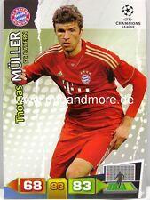Adrenalyn XL Champions League 11/12 - Thomas Müller