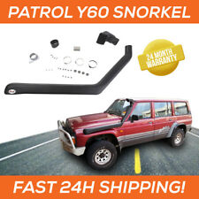 Snorkel / Schnorchel for Nissan Patrol GQ Y60 01.88 - 10.97 Raised Air Intake