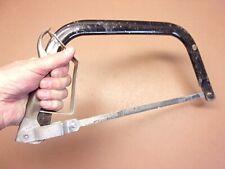 NICHOLSON Metal & Wood Cutting Saw Model #80799 Nice Bow Saw Made in Denmark