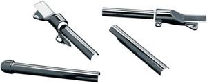 Kuryakyn Chrome Rear Softail Swingarm Covers Accents Trim Harley Heritage 2007