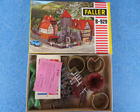 Faller AMS B-929 --  Storchenturm, 50 Jahre alt + sehr selten