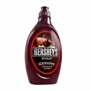 Hershey's Chocolate Syrup 623g Sweet American Candy & Sweets