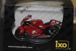 Yamaha YZR500 #6 N Abe 2002 Antenna 3 RAB037 MotoGP 1/24th IXO Model