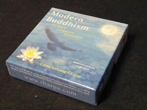 CD BOX SET - MODERN BUDDHISM by GESHE KELSANG GYATSO