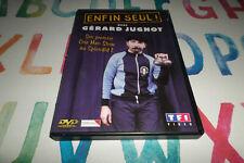 DVD - ENFIN SEUL //  GERARD JUGNOT / DVD