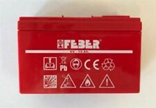 REPLACEMENT BATTERY FOR FEBER 800004279