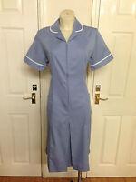 Brand New Pastel Blue Nurse Uniform Dress, BARGAIN Professional or Fancy Dress