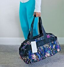 NWT Lululemon Gym To Win Yoga Gym Duffel Bag FBBM/DCO