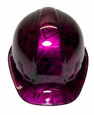 Hydro Dipped Hard Hat Sl Kandy Purple Graffiti