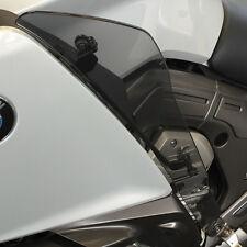 "Upper wind deflector - smoked gray -LONG- BMW K1600GT   K1600GTL ""SP8016FC"""