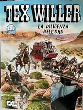 Fumetto Sergio Bonelli Editore Tex Willer n 36 La Diligenza Dell'Oro