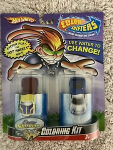 New 2008 Hot Wheels Color Shifters Easter Speedsters Edition RARE!