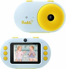 Kids Waterproof HD Digital Video Camera 16GB Micro SD 1080P 8MP 16MP IP68