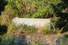 serbatoio, cisterna in metallo zincato 10000 litri, SOLO RITIRO