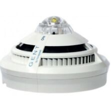 Gent S4-711-VAD-LPR Dual Optical Heat Sensor High Power Red VAD Fire Alarm O2H