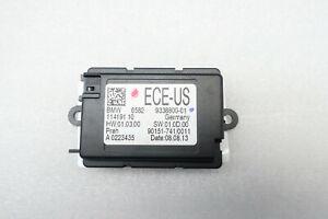 9371374 BMW F10 F11 F13 F15 F20 F25 F30 F31 F32 F36 Steuergerät Controller Touch