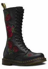 Medium (B, M) Width Lace Up Floral Boots for Women