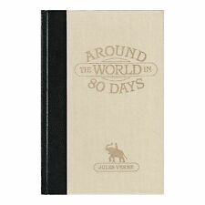 AROUND THE WORLD IN 80 DAYS JULES VERNE READERS DIGEST THE WORLD'S BEST READING