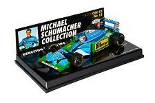 Benetton B194 Michael Schumacher Collection n°13 1:43 Minichamps World Champion