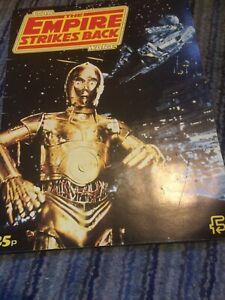 fks not panini. star wars the empire strikes back complete sticker album