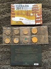 2011 Canada Royal Mint Special Edition Uncirculated Set of Coins