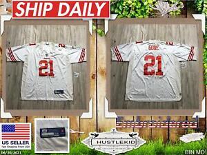Reebok Equipment NFL OnField San Francisco 49ers 21 GORE Jersey 54 3XL XXXL Men