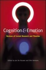 Cognition and Emotion : Reviews of Current Research and Theories (2010,...